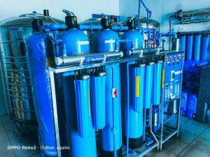 Aussie Aqua filtration tanks