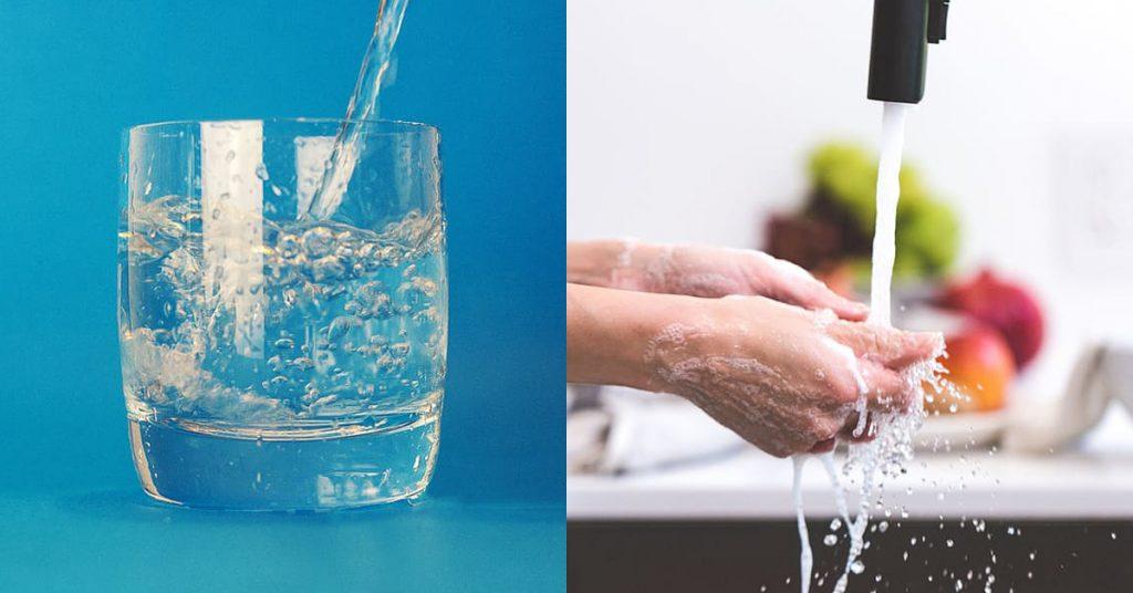 Aussie Aqua Purified Drinking Water