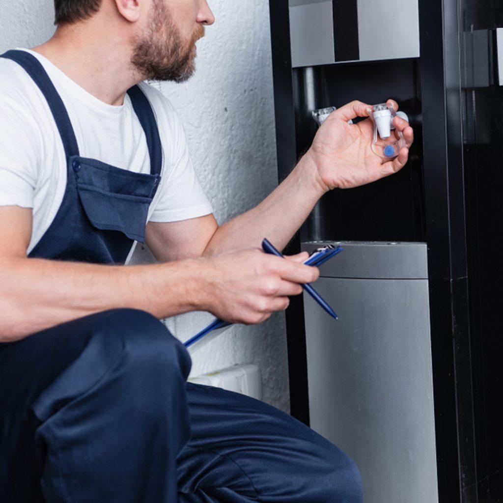Aussie Aqua Dispenser Repair Service